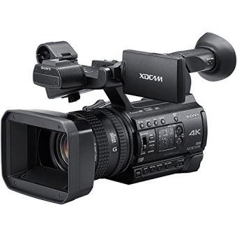 Caméscope Sony XDCAM PXW-Z150 WiFi et NFC Noir