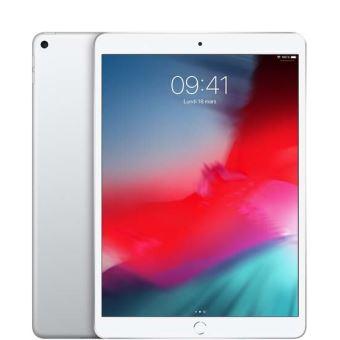 """iPad Air Apple 64 Go WiFi Argent 10.5"""" 2019"""