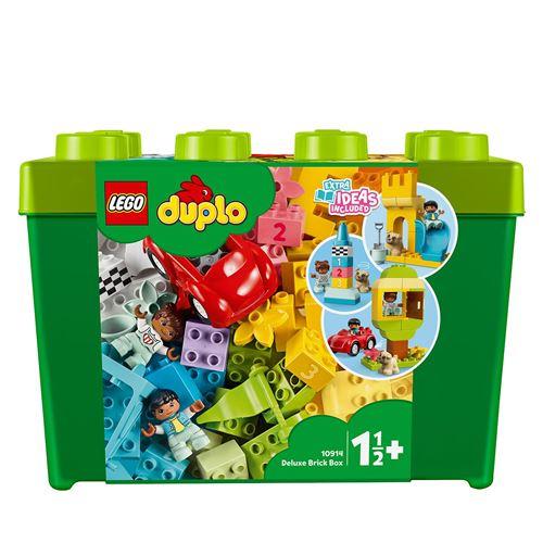 DUPLO Classic 10914 La boîte de briques deluxe