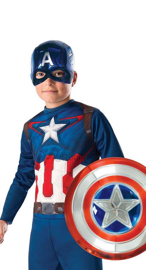 Kit accessoires Avengers Captain America