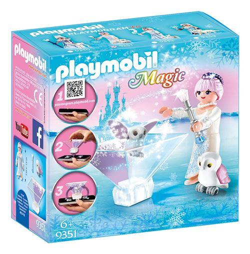 Playmobil Magic Le palais de Cristal 9351 Princesse Fleur de glace