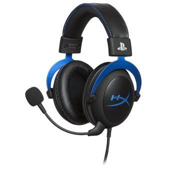 casque audio console ps4