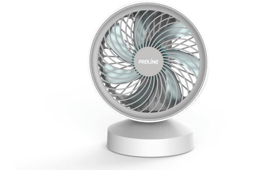 Ventilateur Proline Mini49silent 3,5 W Gris