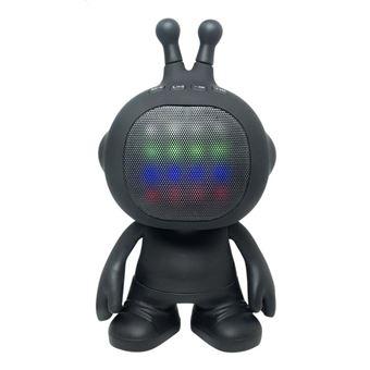 Enceinte Lexibook iParty Robot Noir