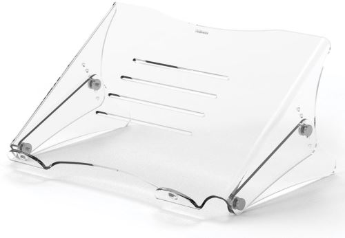 Support PC Portable Fellowes Clarity Transparent