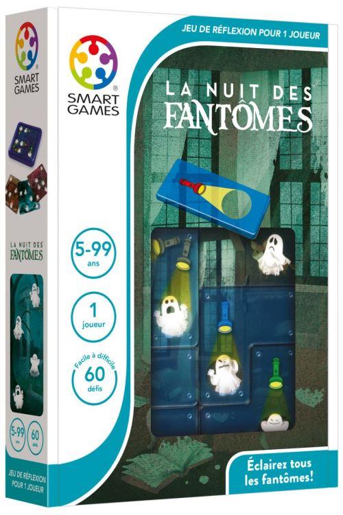 Jeu de logique La nuit des fantômes SmartGames