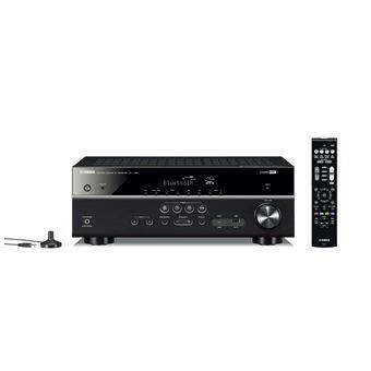 Amplificateur Home Cinema 5.1 Yamaha RX-V385 Noir