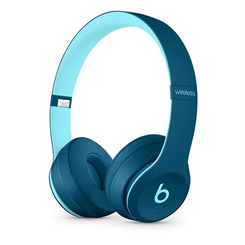 Casque sans fil Beats Solo3 Bleu Pop