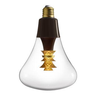 Luminaire 003 Led Suspension Marron Plumen Avec wvNO8nm0
