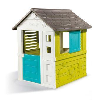maison de jardin smoby pretty maisons de jardin achat. Black Bedroom Furniture Sets. Home Design Ideas