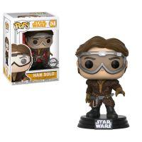 Figurine Funko Pop Star Wars Han Solo