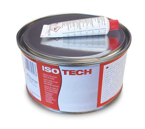 Mastic Polyester Aluminium Extra Fin