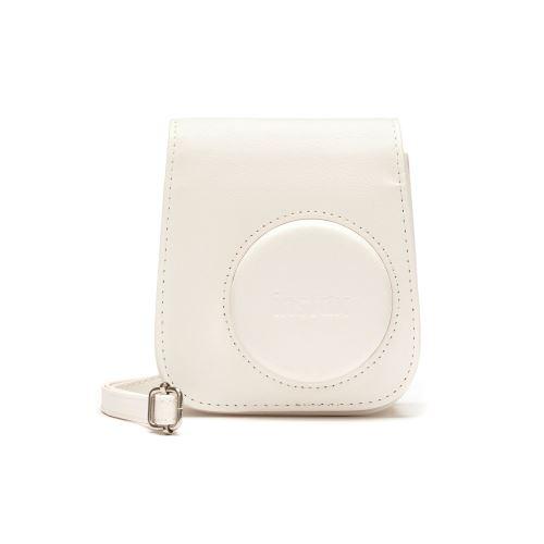 Housse Fujifilm pour appareil photo Instax Mini 11 Blanc glace