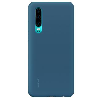 HUAWEI P30 SILICONE COVER BLUE