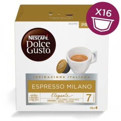 Café Nescafé Dolce Gusto Espresso Milano 16 capsules
