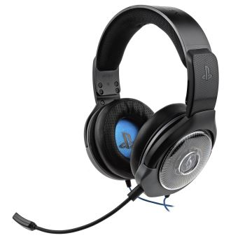 AFTERGLOW - WIRED STEREO HEADSET BLACK AG6