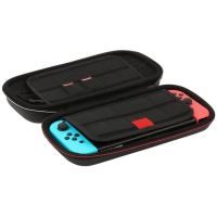 Housse Konix Luxury Noir pour Nintendo Switch