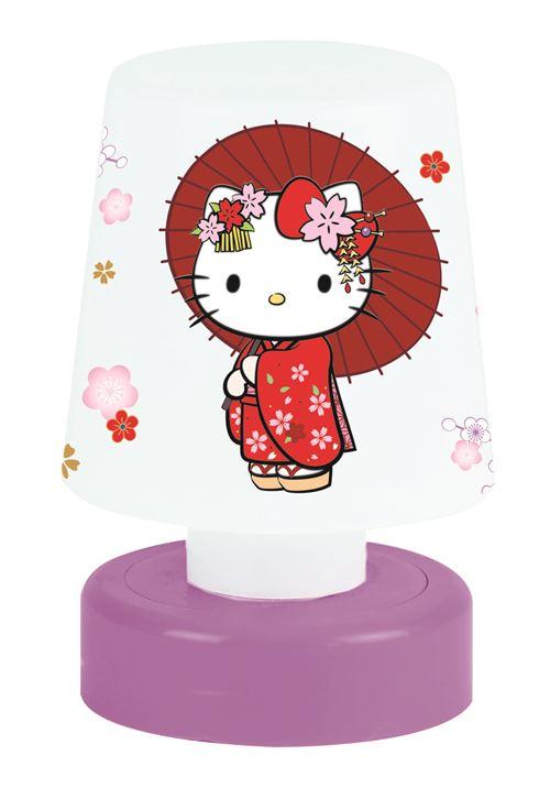 Veilleuse à poussoir Fun House Hello Kitty