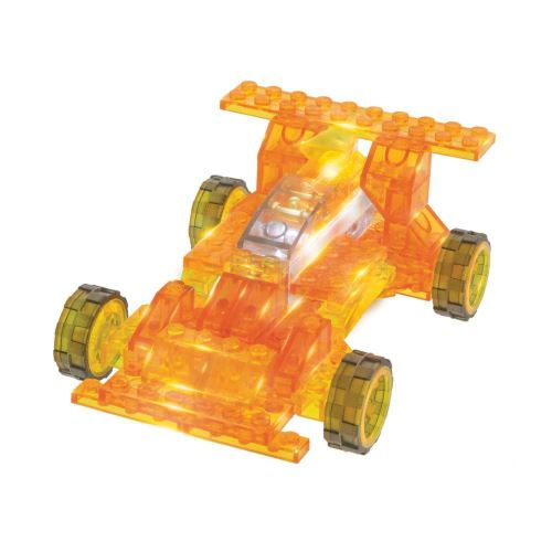 Jeu de construction Laser Pegs 4 in 1 Racer