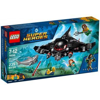 LEGO DC Super Heroes 76095 Aquaman™: Ataque de Black Manta™