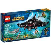 LEGO DC Super Heroes - Aquaman El ataque de Black Manta