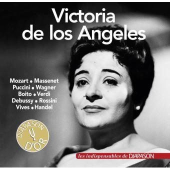 Victoria de Los Angeles chante Mozart Puccini Wagner Verdi
