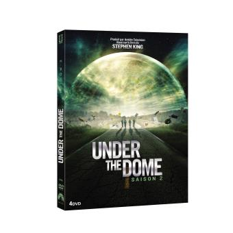 Under the DomeSaison 2 - 4 DVD