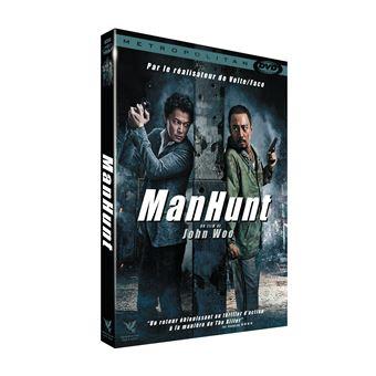 Manhunt DVD