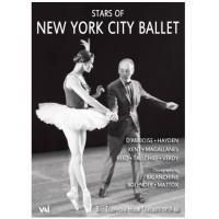 Stars of the New York City Ballet DVD