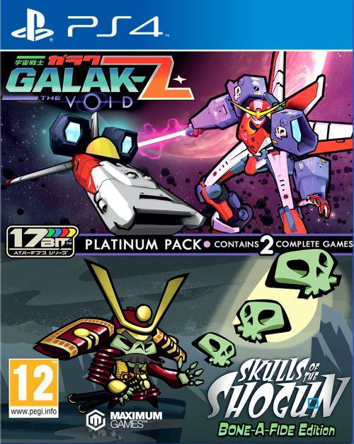 Galak-Z + Skulls of the Shogun Edition Platinum PS4