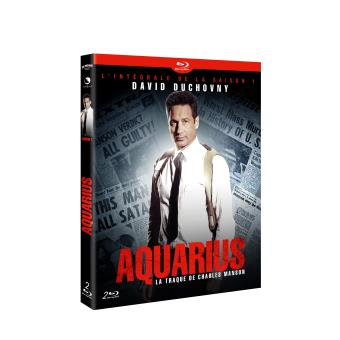 AquariusAquarius Saison 1 Blu-ray
