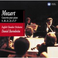 Concertos pour piano N°9, N°20, N°21, N°23 et N°27