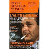 Revue des Deux Mondes Novembre 2019