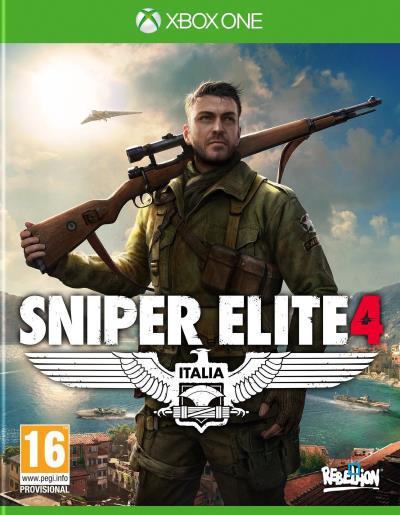 Sniper Elite 4 Italia Xbox One