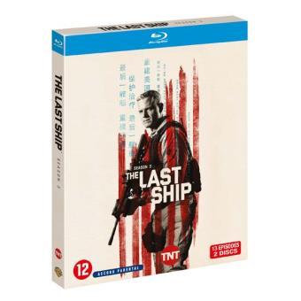 The Last ShipThe Last Ship Saison 3 Blu-ray