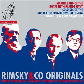 Musique militaire russe