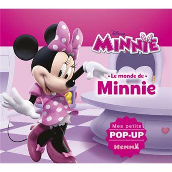 Mickey minnie junior disney minnie junior le monde de minnie mes petits pop up collectif - La petite boutique de minnie ...