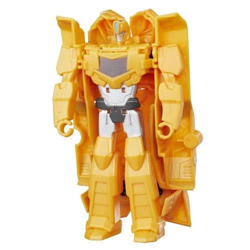 Figurine One-Step Changer Transformers Robots In Disguise Bumblebee