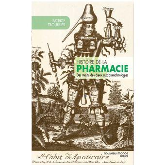 Histoire de la pharmacie