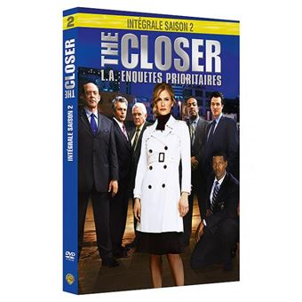 The CloserThe Closer Saison 2 DVD