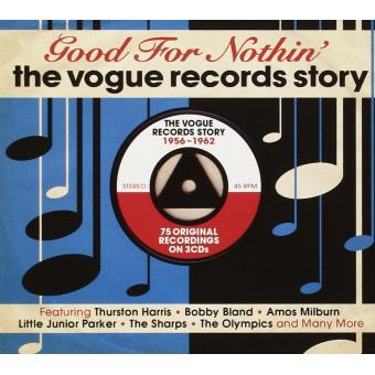 Good for nothin' The Vogue Records