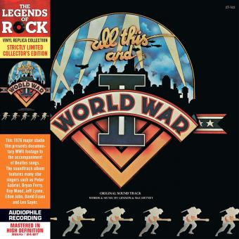 All this and World War II : Original soundtrack - 2 CD