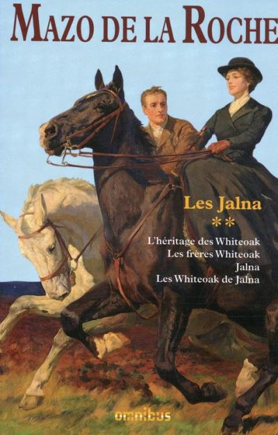 Les Jalna – T.5 à T.8 - 9782258151543 - 14,99 €