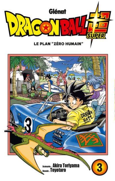Dragon Ball Super - Tome 03 - 9782331035616 - 4,99 €