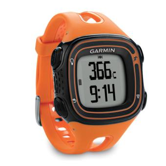 montre multifonctions garmin forerunner 10 orange montre. Black Bedroom Furniture Sets. Home Design Ideas