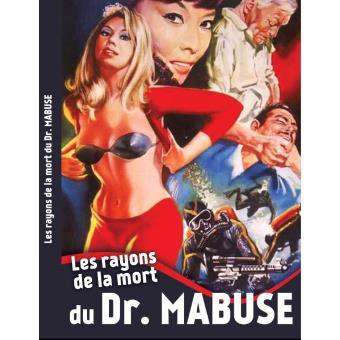 Dr. MabuseDocteur Mabuse et le rayon de la mort DVD