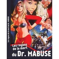 Docteur Mabuse et le rayon de la mort DVD