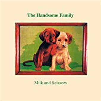 Milk And Scissors - Vinilo