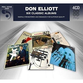 SIX CLASSIC ALBUMS/4CD
