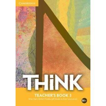 THINK 3 - TEACHER'S BOOK